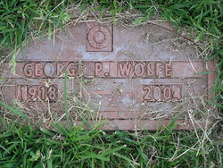 George Phillip Wolfe