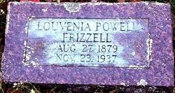Louvenia <i>Powell</i> Frizzell