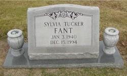 Sylvia <i>Tucker</i> Fant