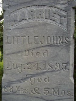 Harriett <i>Metherell</i> Littlejohns