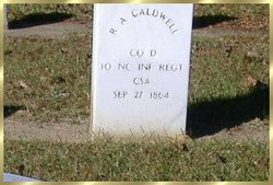 R A Caldwell