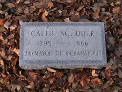 Caleb Scudder