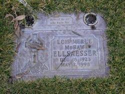 Lois Merle <i>McCaw</i> Ellsaesser