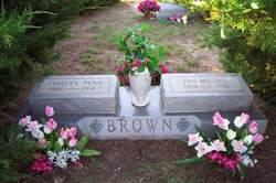 Van Milton Brown