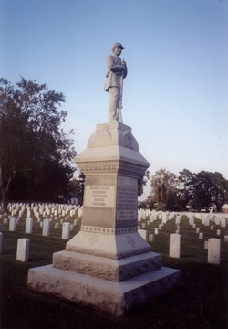 9th New Jersey Infantry Monument