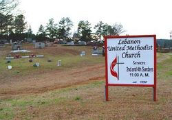 Lebanon Methodist Church Cemetery