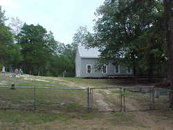 Catahoula Baptist Church Cemetery