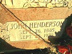 John Henderson Pendleton