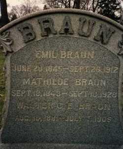 Charles Emil Braun
