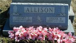 Garnet Eva <i>Matheny</i> Allison