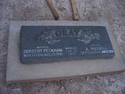 Dorothy Peckham <i>Peckham</i> Gray