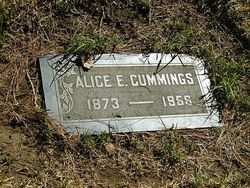 Alice E Cummings