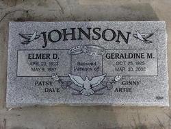 Geraldine Meda <i>Crawford</i> Johnson