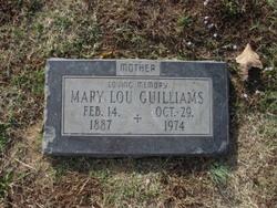 Mary Lou Guilliams