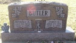 James Dean Butler