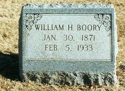 William Henry Boory