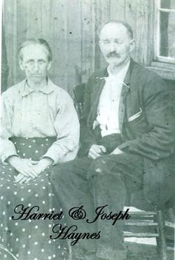 Harriet Priscilla <i>Pierce</i> Haynes