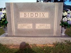 Albert Lee Biddix