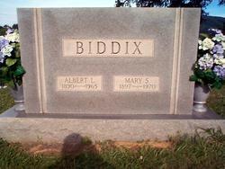 Mary <i>Sharp</i> Biddix