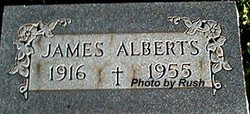 James Alberts