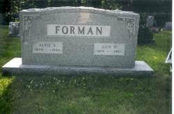 Alvie R. Forman