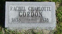 Rachel Charlotte <i>Clark</i> Gordon