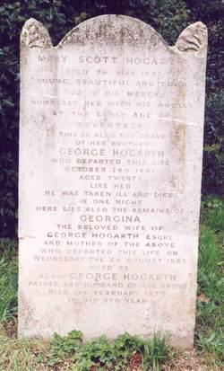 Mary Scott Hogarth