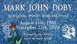 Mark John Doby