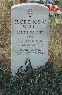 Florence Cynthia <i>Lee</i> Wells