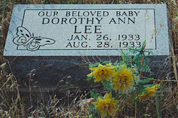 Dorothy Ann Dortha Lee