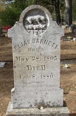 Elias Barnett