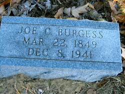 Joseph Cornelious Burgess