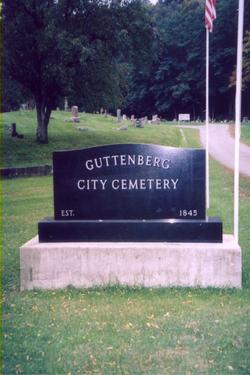 Guttenberg Cemetery