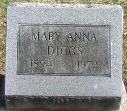 Mary Anna Diggs