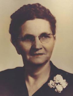 Bessie Adelaide <i>Alexander</i> Rice