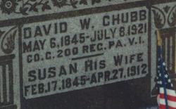 Susan <i>Schaffner</i> Chubb