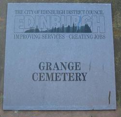 Grange Cemetery