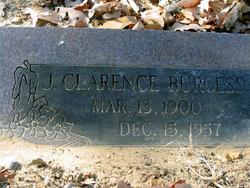 Joseph Clarence Burgess