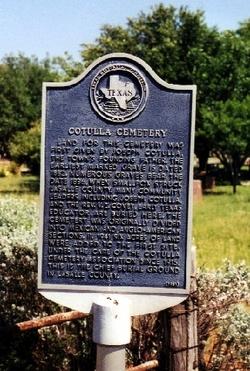 Cotulla Cemetery