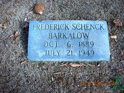 Frederick Schenck Barkalow
