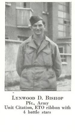 Lynwood D Bishop