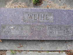 Frederick August Weihe