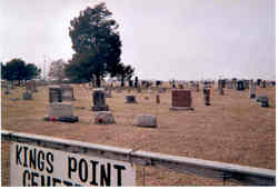 Kings Point Cemetery