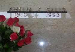 Amelia <i>Franzia</i> Gallo