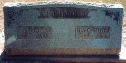 Ida <i>Mader</i> Honnold