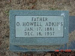 O. Howell Adkins