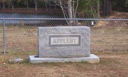 Mary Louise <i>Quarles</i> Appleby