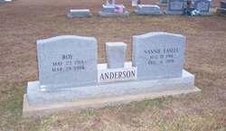 Nannie <i>Easley</i> Anderson