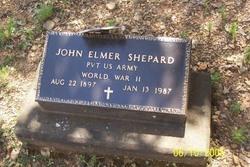 John Elmer Shepard