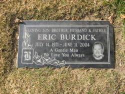 K. Eric Burdick